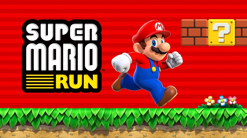 Super Mario Run Announced for Mobile