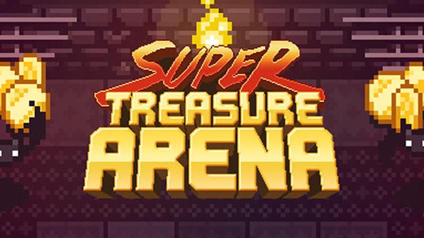 Super Treasure Arena Coming to Steam Next Thursday