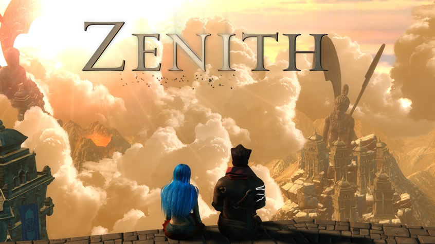 Zenith is Coming Soon to Steam and PS4