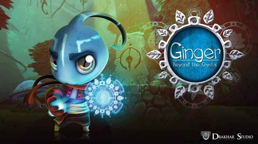 Ginger: Beyond the Crystal is Available Now