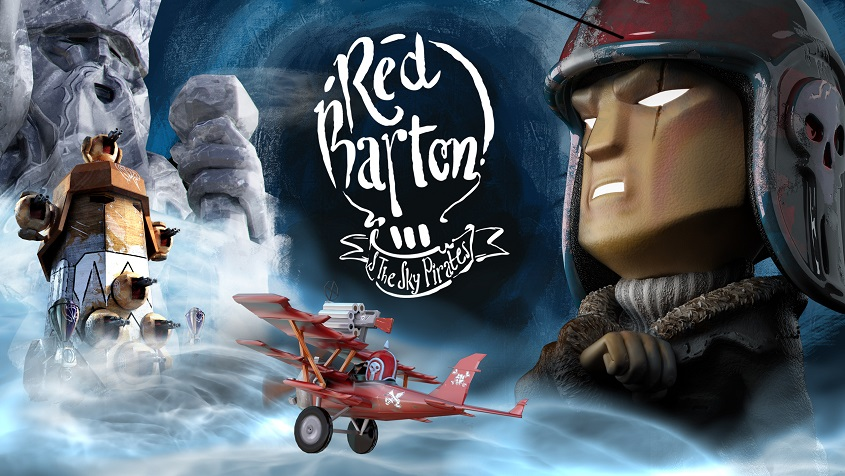 Red Barton & The Sky Pirates  Goes Beta Testing
