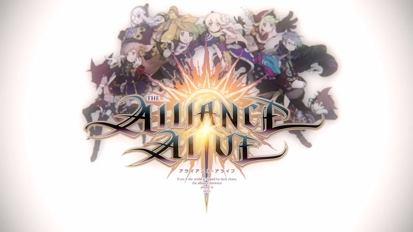 The Alliance Alive Debut Trailer – 3DS