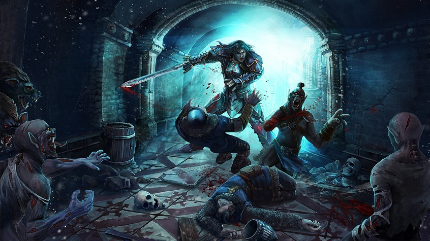 N-Game Studios and ArsLogica announces new RPG Devoid of Shadows