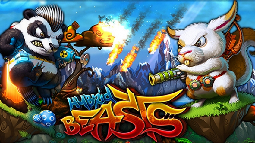 Indie game HYBRID BEASTS Beta released for Windows, Linux and macOS