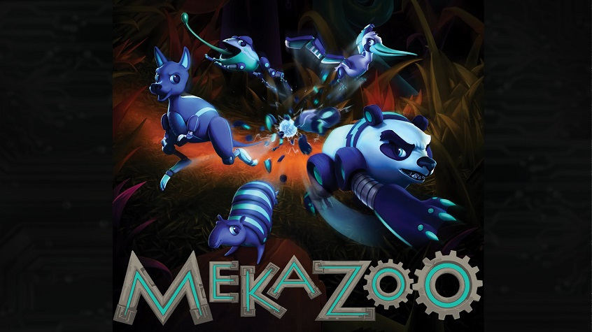 Neon-Infused 2.5D Platformer Mekazoo Launches November 15th