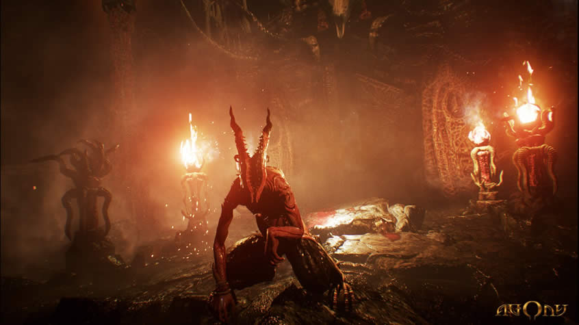 Agony is Coming to PC, Xbox One and PS4 in Q2 2017