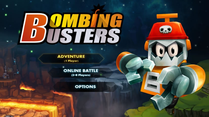 Bombing Busters is Available Now on Xbox One
