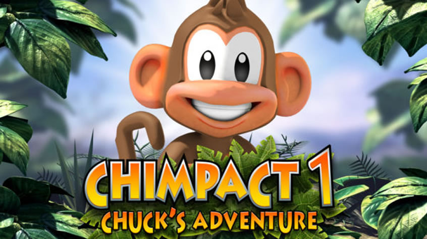 Chimpact 1: Chuck's Adventure is Available Now