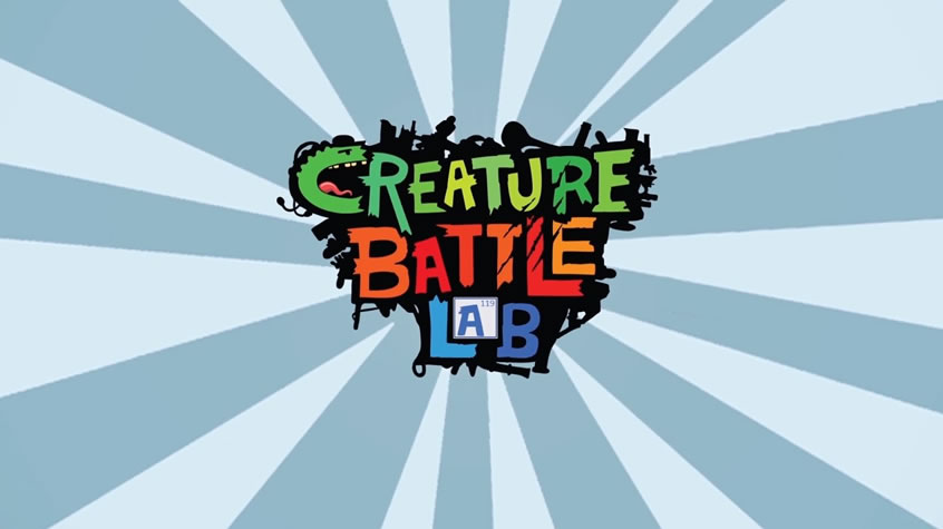 Creature Battle Lab is Available Now
