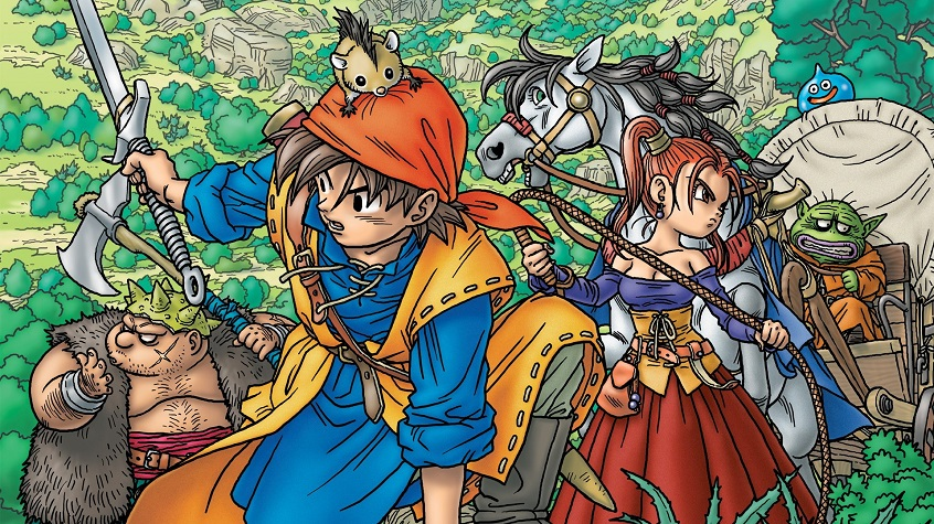 Dragon Quest VIII: Journey of the Cursed King Releases on Jan. 20