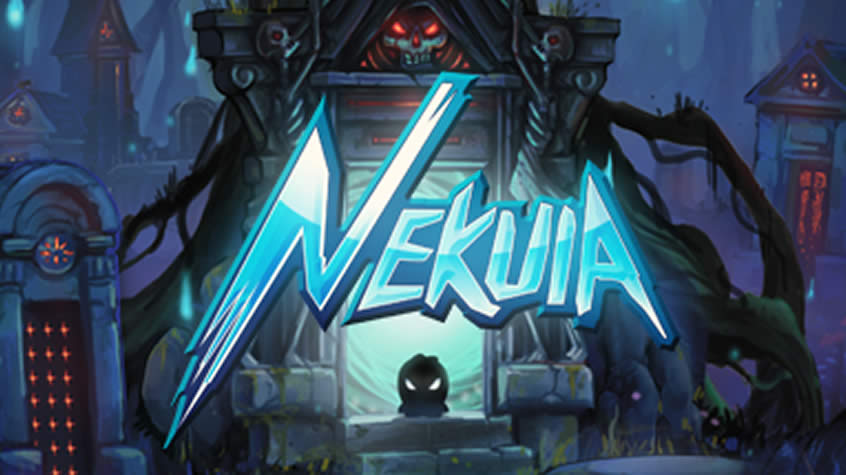 Nekuia is Available Now on Early Access