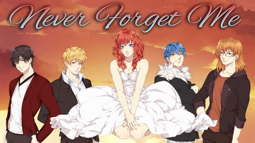 Never Forget Me is Available Now
