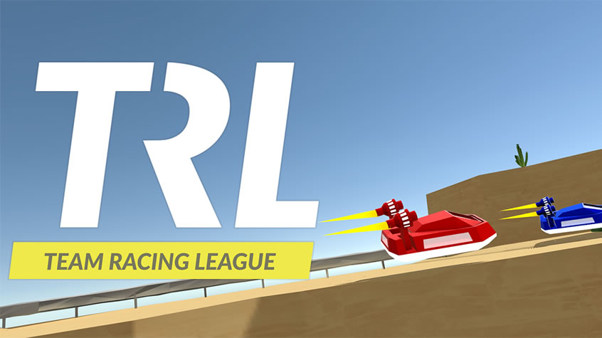 Team Racing League Early Access Coming Soon