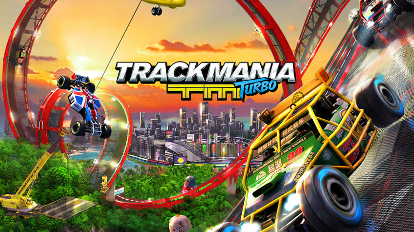 Trackmania Turbo Gets a Free VR Update