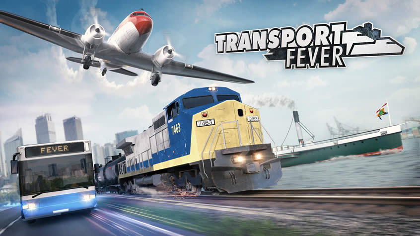 Transport Fever is Available Now on Steam