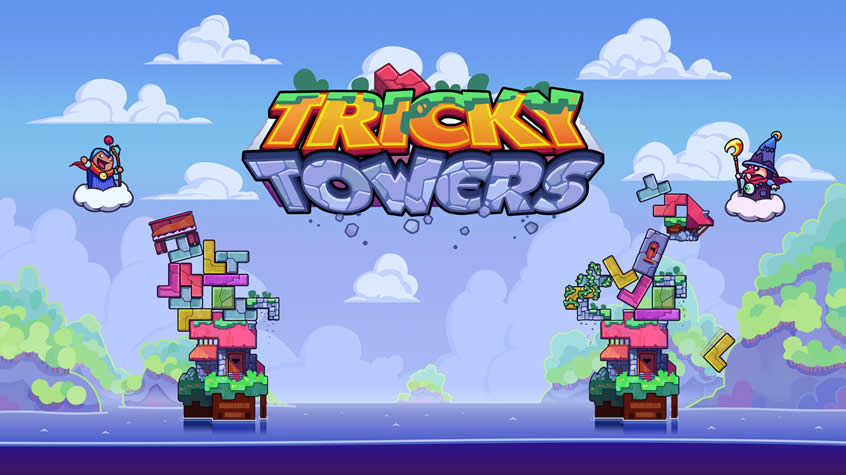 New Expansion Released for Tricky Towers