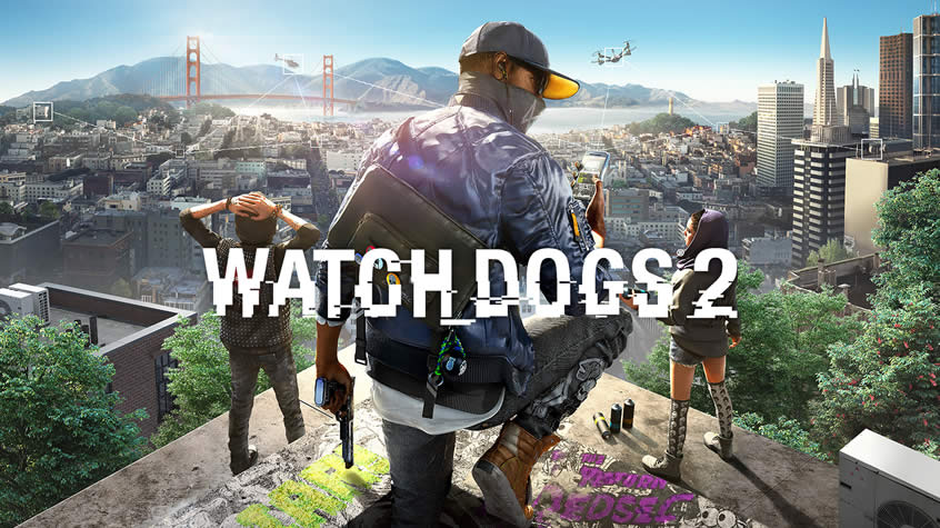 Watch_Dogs 2 Free Trial Available Now on PS4