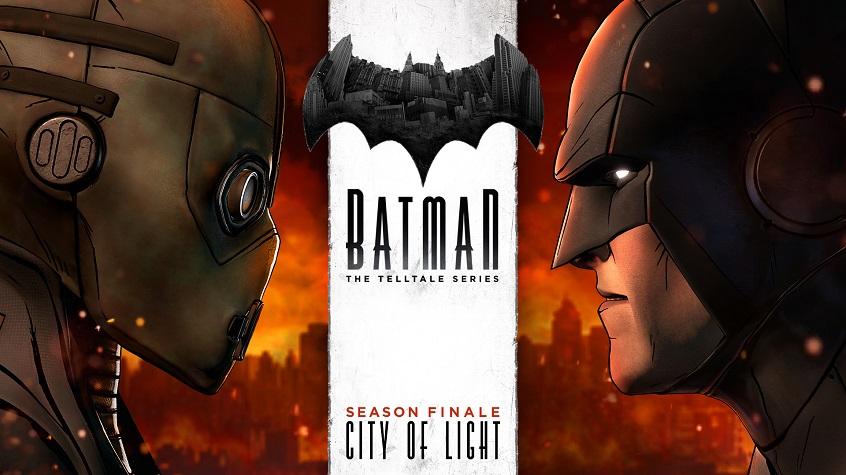 Batman telltale episode 5