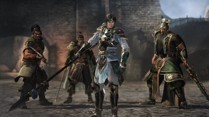 Koei Tecmo Announces Dynasty Warriors 9 In Development