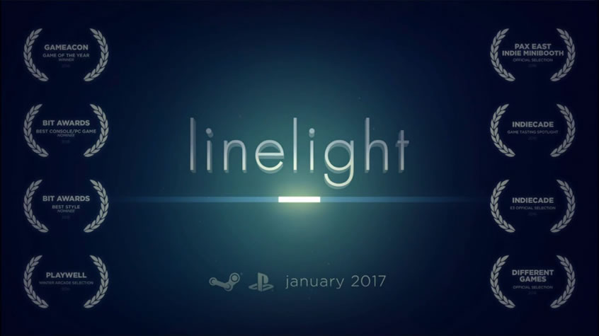 Linelight is Coming to PC and Consoles in 2017