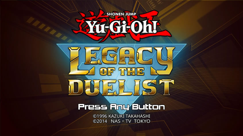 Yu-Gi-Oh! Legacy of the Duelist is Available Now on Steam