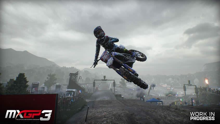Milestone Announces MXGP3, The Official Motocross Videogame