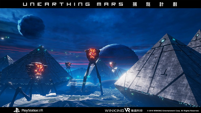 Launch is Go for Unearthing Mars!