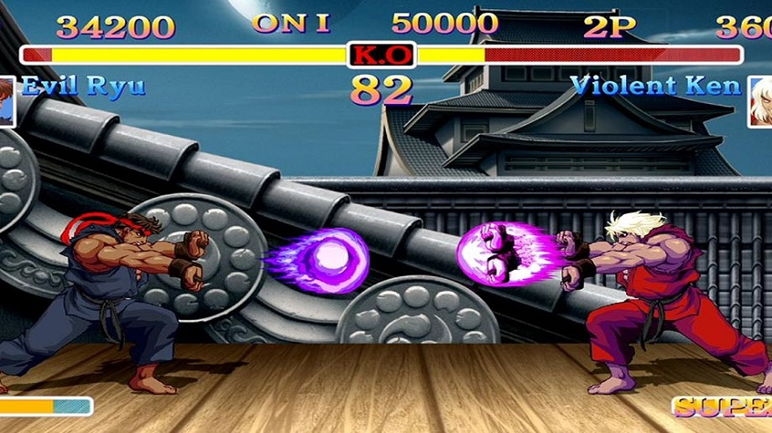 Nintendo Switch: Trailer Released For Ultra Street Fighter II: The Final Challengers
