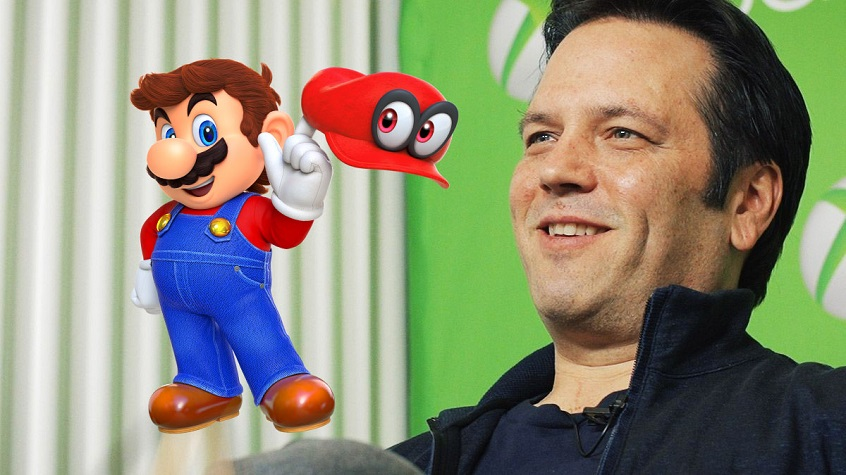 Xbox Boss Phil Spencer Shares His Thoughts On The Nintendo Switch