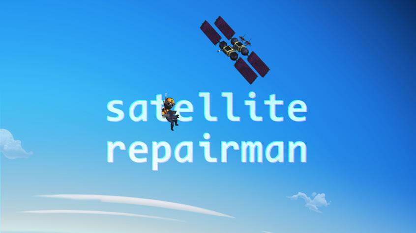 Satellite Repairman Release Date Announced