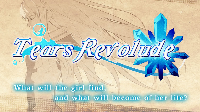 Tears Revolude is Available Now on Steam