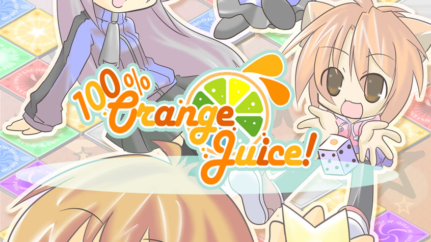 100% Orange Juice Adds Challenge System and Winter Costumes for Suguri & Hime