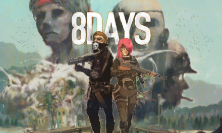 8Days is Available Now on PS4 and Xbox One