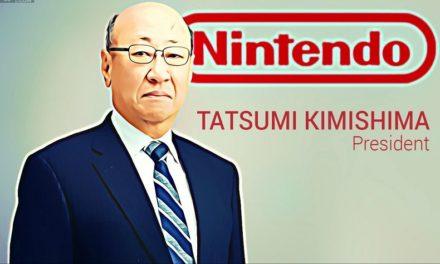 Kimishima: Nintendo Still Thinking of Portable Systems
