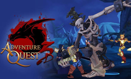 AdventureQuest 3D Sets Out for GDC 2017