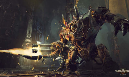 New Trailer Released for Warhammer 40,000: Inquisitor – Martyr