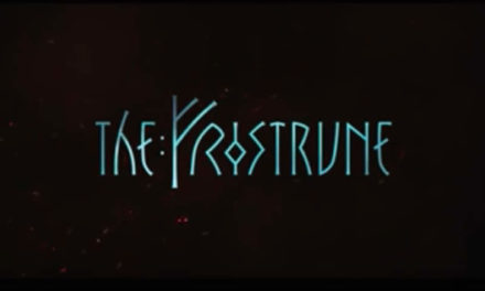The Frostrune is Available Now on PC