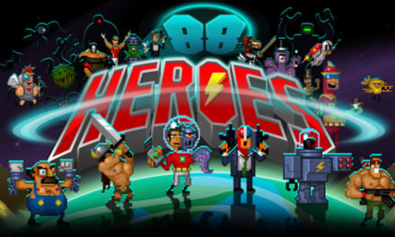 88 Heroes is Coming on March 24