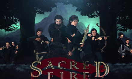 Commentary Gameplay Video Released for Sacred Fire