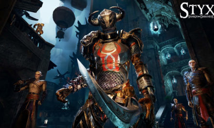 New Trailer of Styx: Shards of Darkness Reveals Co-op Mode