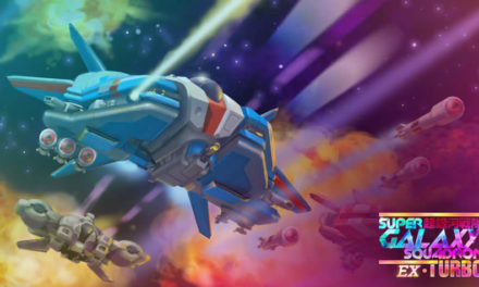 Super Galaxy Squadron EX Turbo is Available Now on Steam