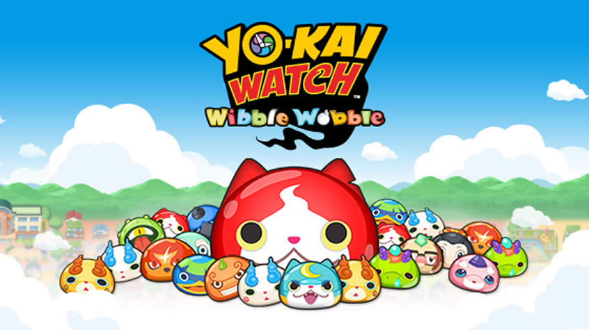 Yo-Kai Watch Wibble Wobble is Coming Soon to Android & iOS