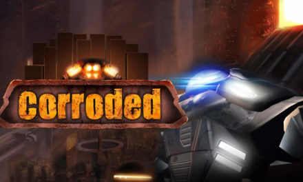 Release Date Announced for Corroded