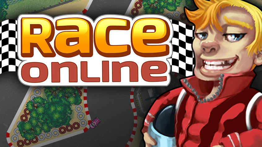 Race Online is Available Now on Steam