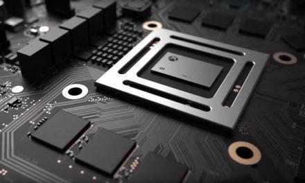Xbox Scorpio Tech Revealed