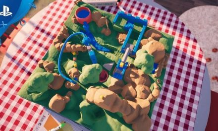 Second Order announces Claybook, a game where clay becomes alive