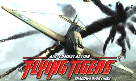 "Flying Tigers: Shadows Over China presents its 4th of July ""Termination"" Gameplay Trailer"