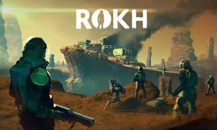 Get yourself to Mars! ROKH closed BETA Test launching this weekend
