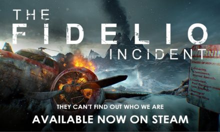 The Fidelio Incident – Available Now