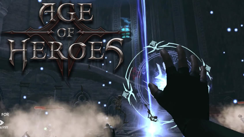 Age Of Heroes VR Launches its Kickstarter Campaign